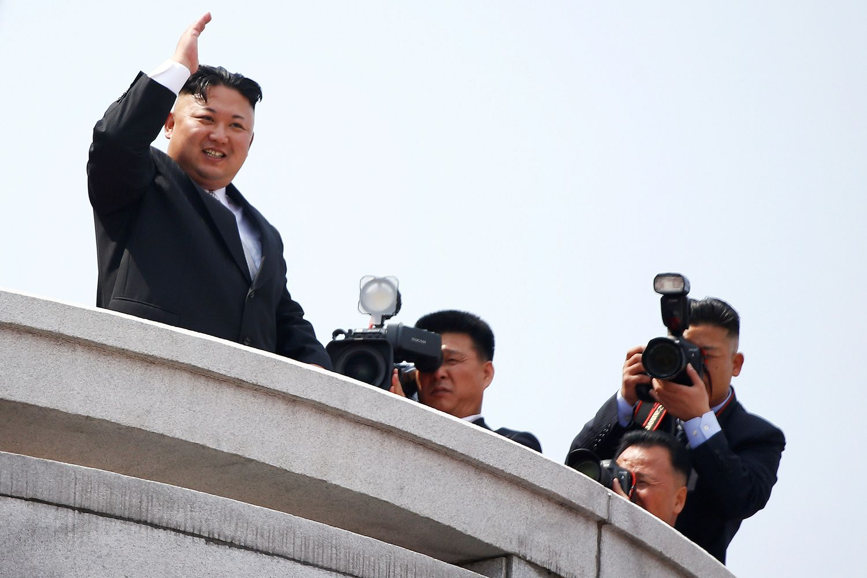 Šiaurės Korėja nesėkmingai išbandė raketą