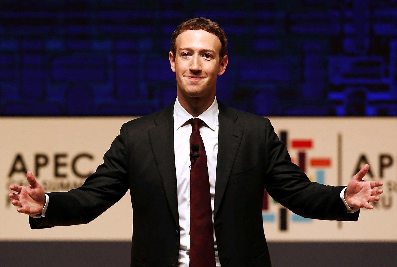 """""""Facebook"""" neria giliau į papildytąją realybę"""