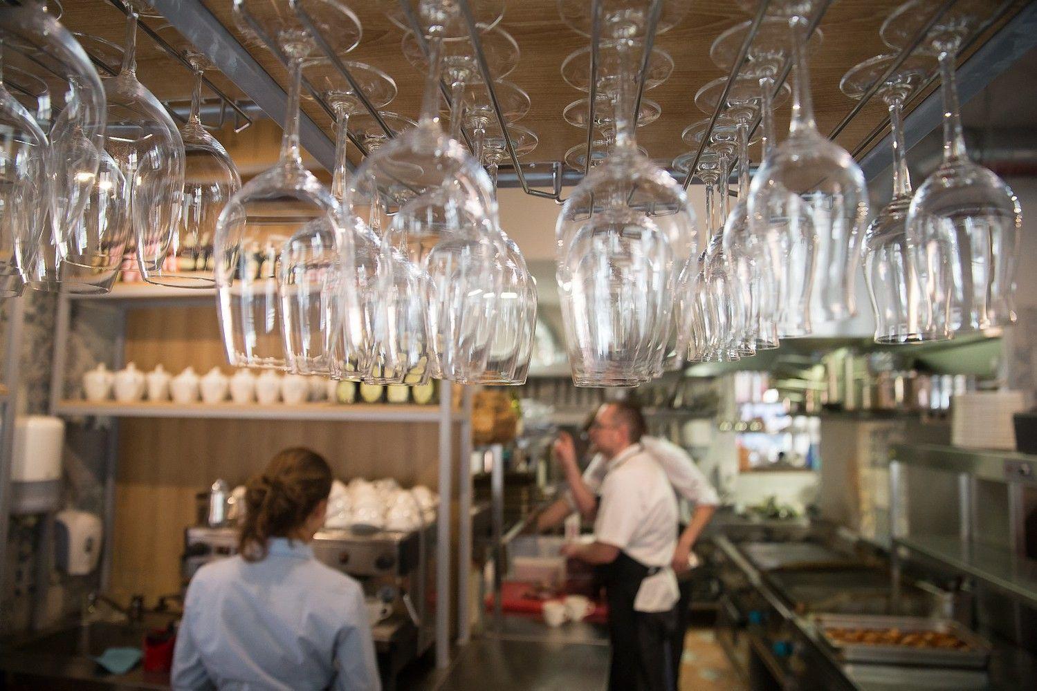 Restoranų ir kavinių inventorius – ne reklama