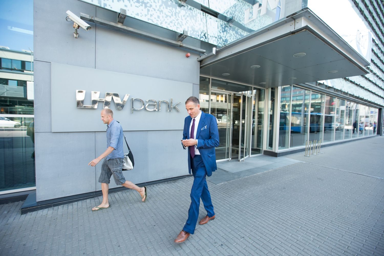 LHV banko grupė pelną didino 46%