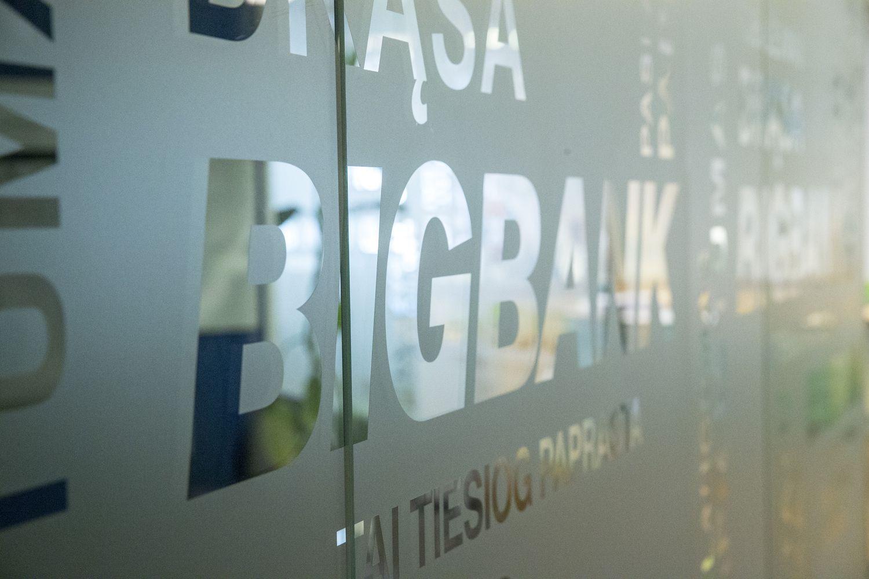 """Bigbank"" Lietuvoje paskolų portfelis augo 29%"