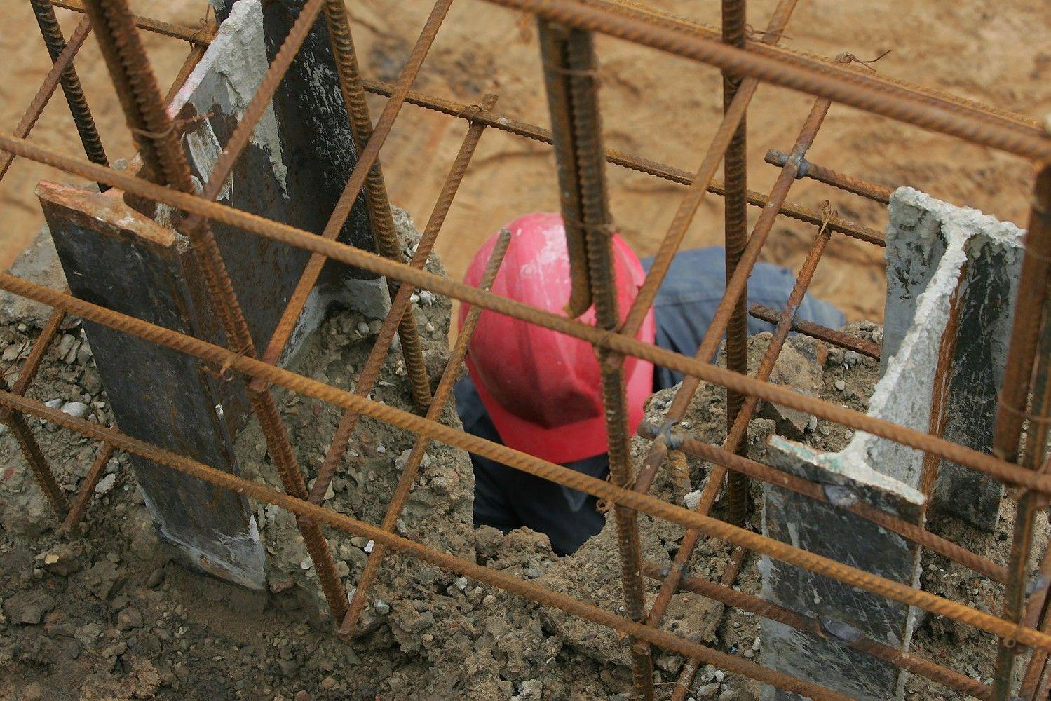 Reidas į statybvietes: beveik visose apskrityse alkoholio pėdsakai