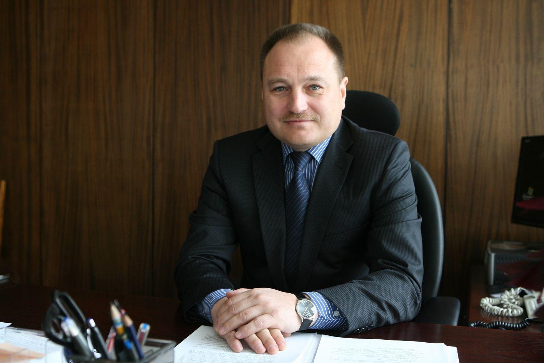LVAT pirmininku paskirtas Gintaras Kryževičius