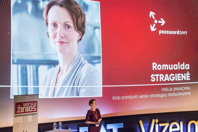 """Romualda Stragienė, UAB """"BIOK laboratorija"""" vadovė ir kontroliuojančioji akcininkė, iki šių metų pradžios vadovavusi bendrovės rinkodaros skyriui. Ryčio Galadausko (VŽ) nuotr."""