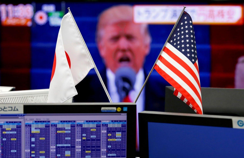 Ekonomikos pavasarį lydi protekcionizmo debesys