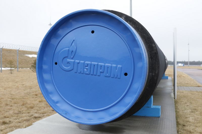 """Į Vakarų Europą nutaikytas """"Gazprom"""" dujotiekis """"Nord Stream 2"""" netenkina artimiausių Rusijos kaimynių.  Naglio Navako (VŽ) nuotr."""