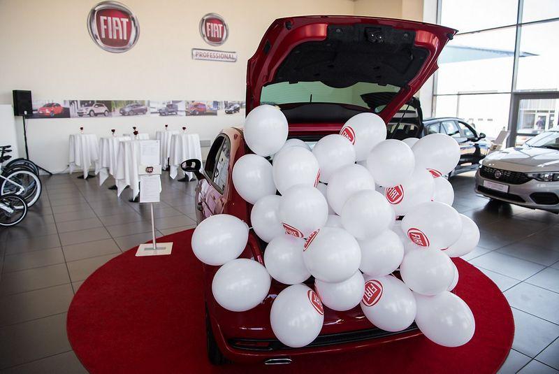 """""""Modus Group"""" Marijampolėje prekiaus ne tik BMW, bet ir """"Fiat"""", """"Jeep"""" modeliais. Bendrovės nuotr."""