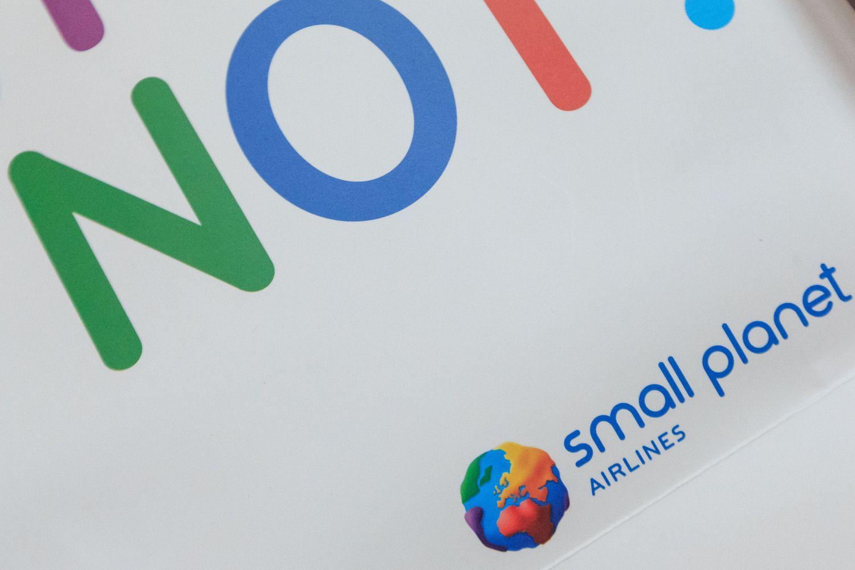 """""""Small Planet Airlines"""" pernai patyrė 3,8 mln. Eur nuostolį"""