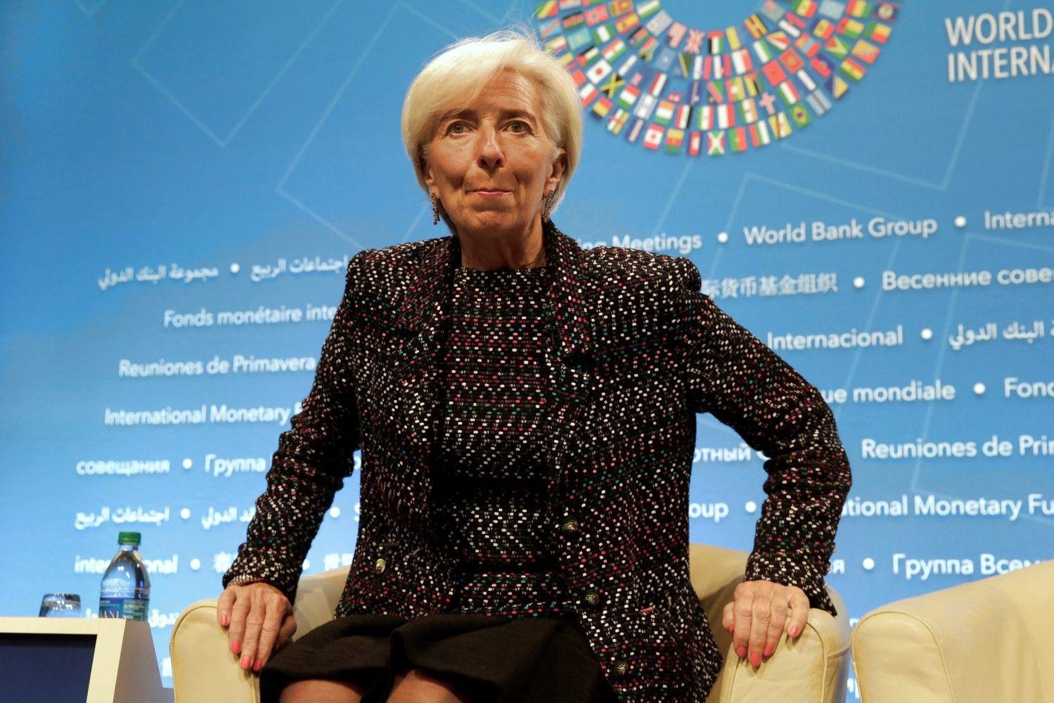 TVF ir Pasaulio banko susitikimo temos – protekcionizmas ir Trumpo politika