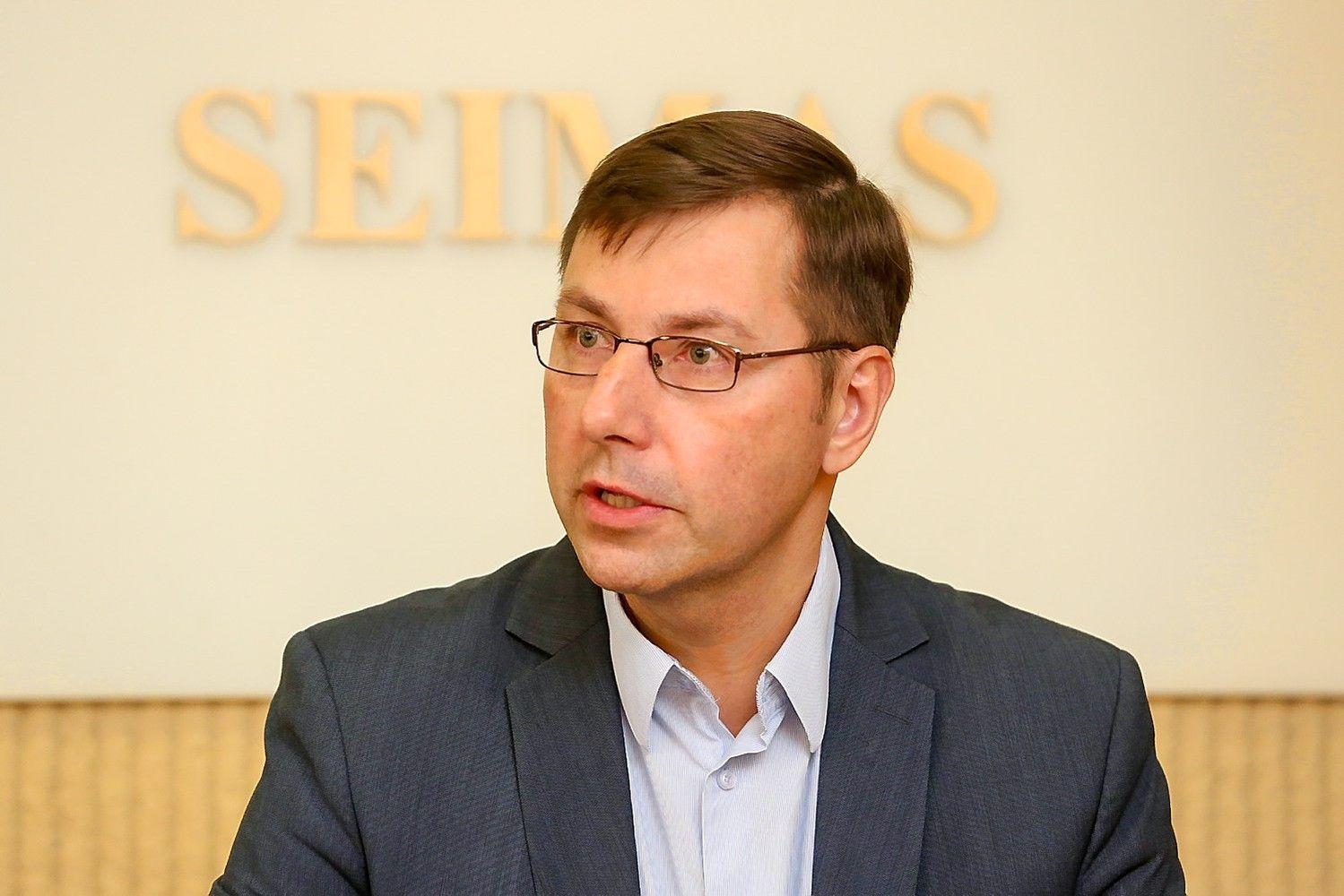 Panaikinta Steponavičiaus teisinė neliečiamybė