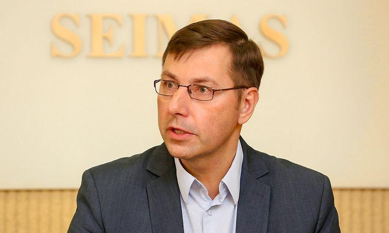 Gintaras Steponavičius. Vidmanto Balkūno (15min.lt) nuotr.