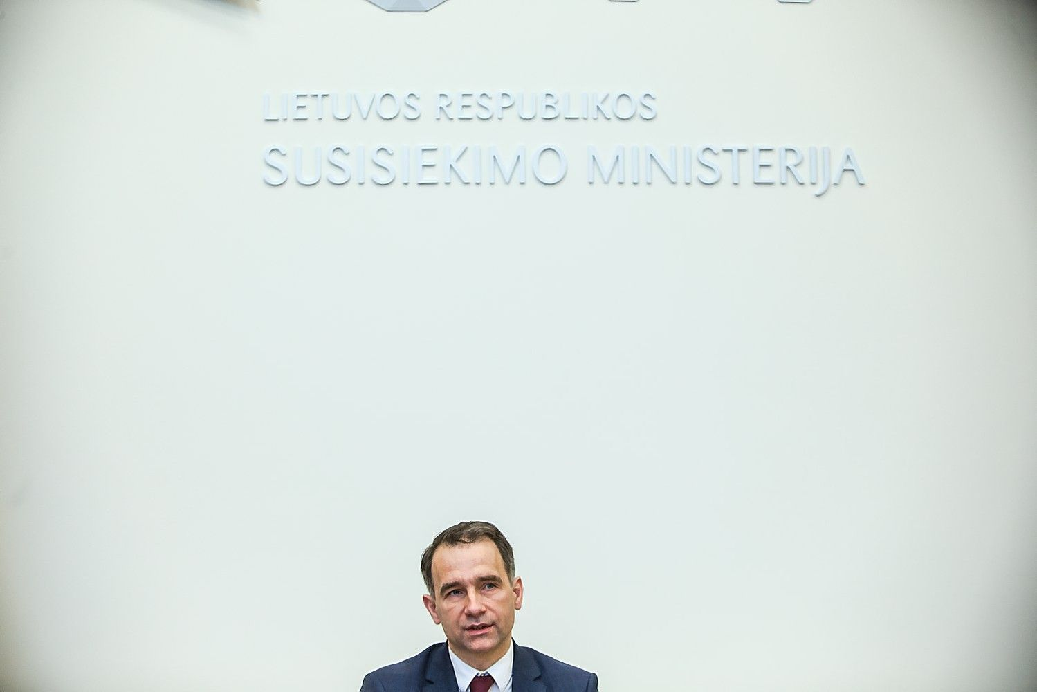 Rokas Masiulis liepė audituoti visas kelių priežiūros įmones
