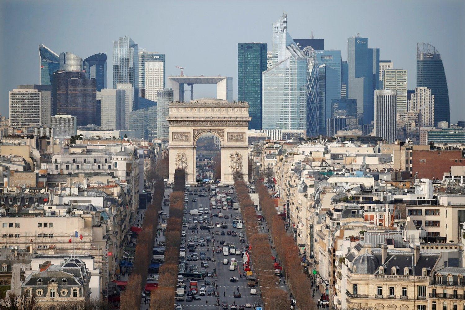Prancūzijos verslas ruošiasi blogiausiam