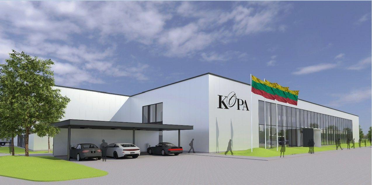 """""""Kopa"""" investuoja į naujas patalpas – bendrovė galės plėstis, o klientai numigti"""
