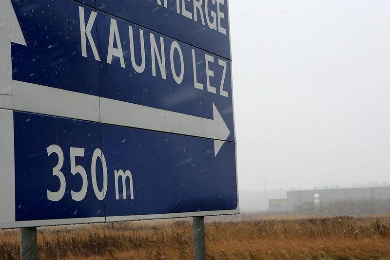 Valstybės, savivaldybių ir ES biudžetams Lietuvoje įrengti 7 laisvąsias ekonomines zonas ir 5 pramonės parkus kainavo 56,53 mln. Eur. Roberto Misiukonio nuotr.
