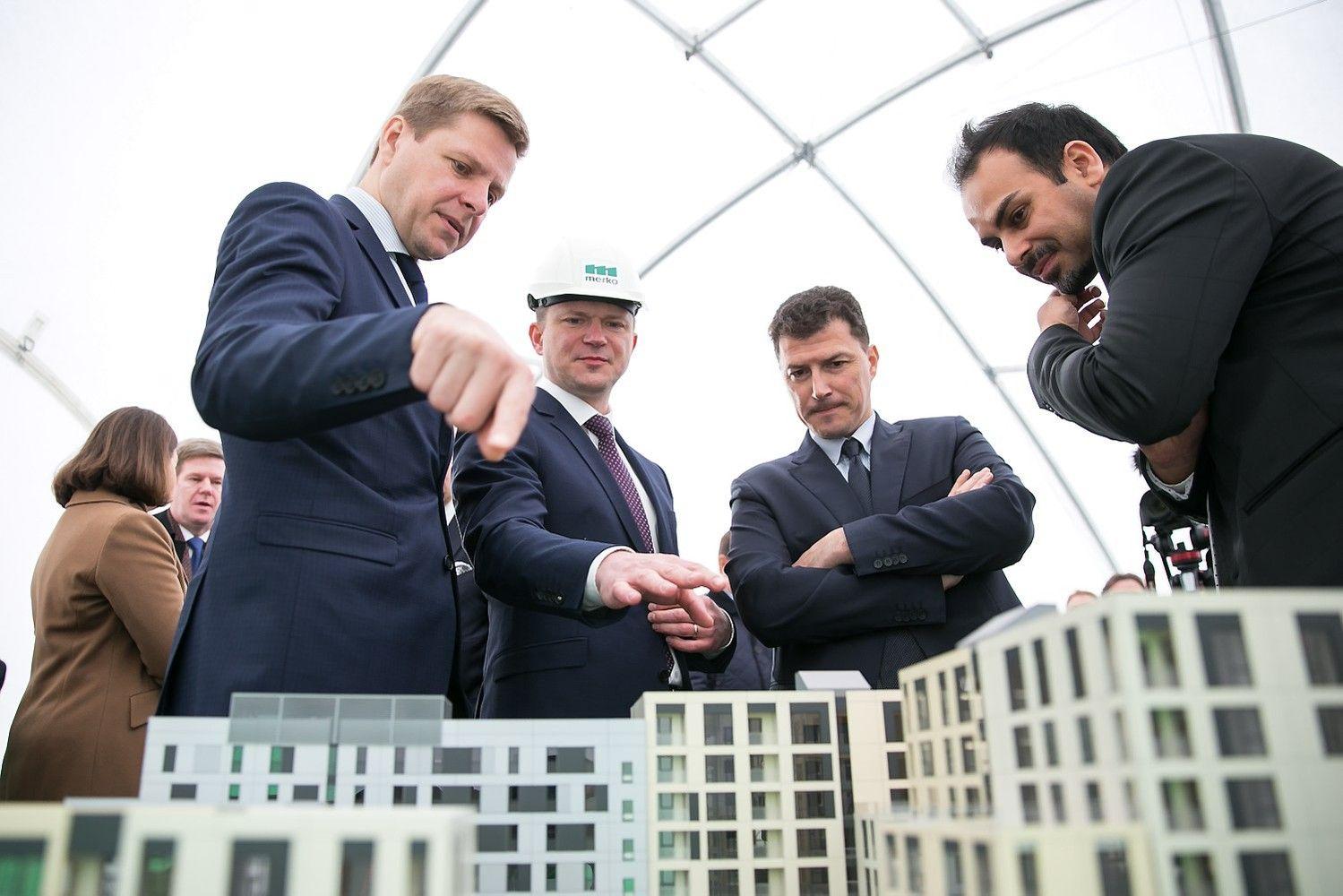 """Investicijos į """"Ibis"""" viešbučio ir daugiabučių kompleksą sieks 40 mln. Eur"""