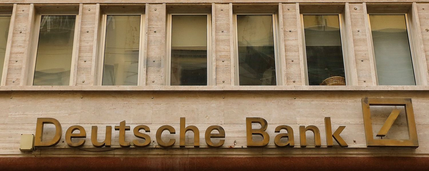 """Deutsche Bank"" – 157 mln. USD bauda"