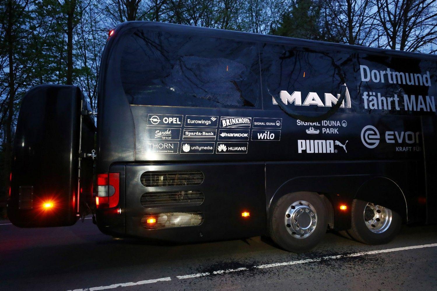 Sulaikytas Dortmundo futbolo komandos sprogdinimu įtariamas vyras