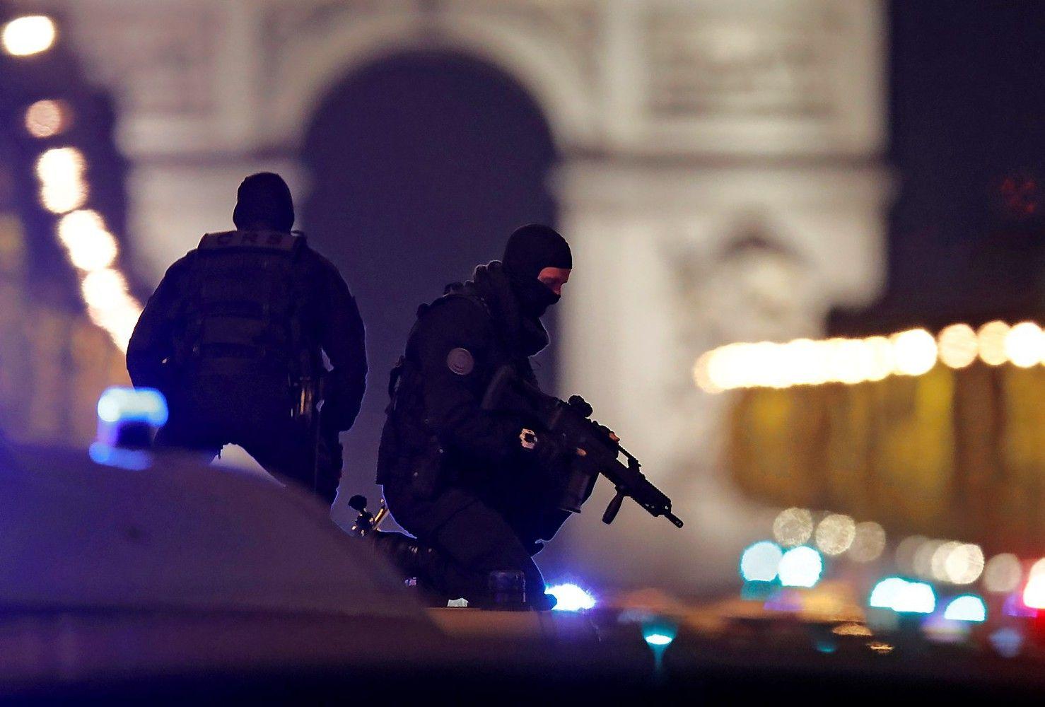 Išpuolio Paryžiuje rengėjas jau buvo teistas 4 kartus