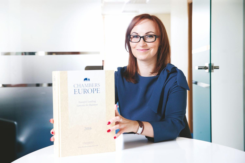Įvardijo geriausias 2017 m. Lietuvos advokatų kontoras