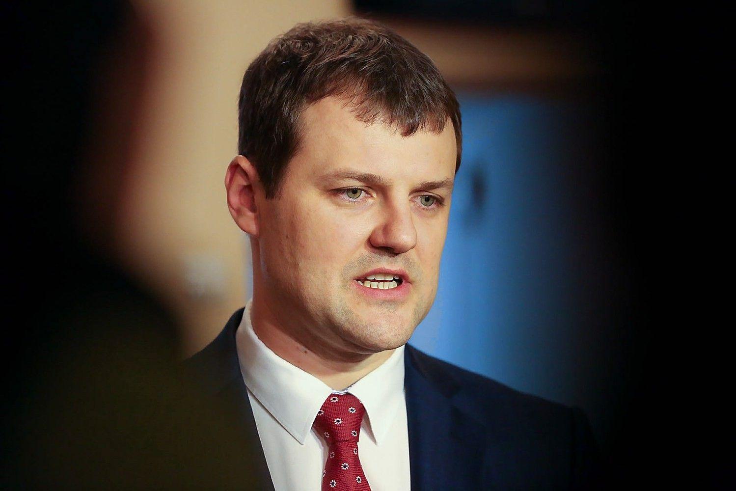 Naujuoju LSDP pirmininku išrinktas Paluckas