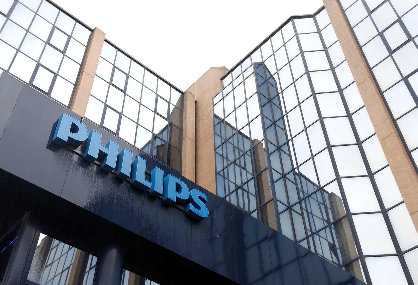 """Sėkmingai persiorientavusi """"Philips"""" augino pajamas ir pelną"""