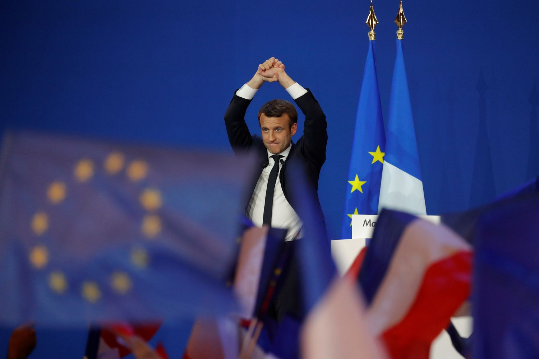Prancūzijos rinkimai: lygtis su dviem (ne)žinomaisiais