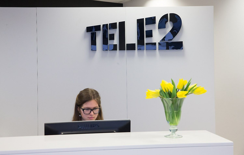 """""""Tele2"""" pardavimai Lietuvoje augo 14%"""