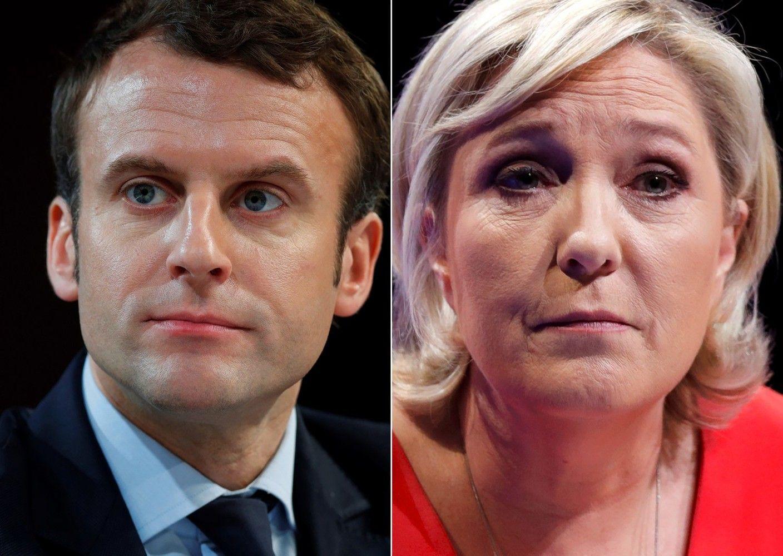 Prancūzijos rinkimai: įžengta į nežinomą teritoriją