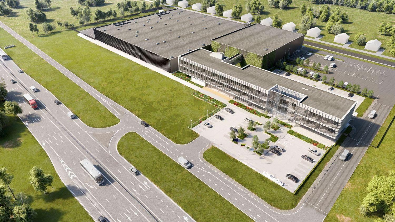 """""""MG Valda"""" plėtoja verslo parką pagal """"build to suit"""" modelį"""