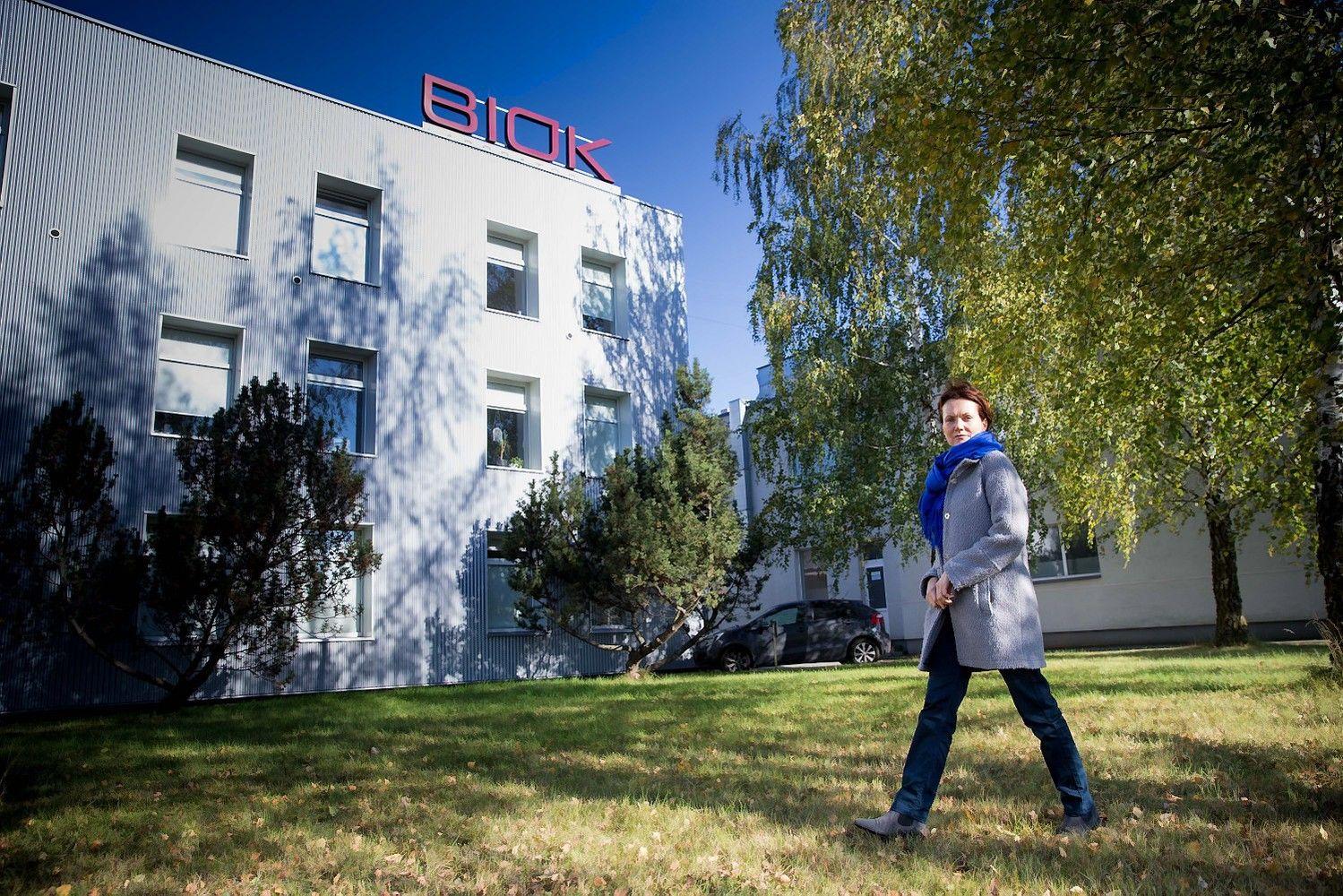 """""""Biok laboratorija"""" Avižieniuose ruošiasi plyno lauko investicijoms"""