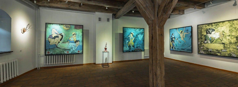 Virtualus turas po kultūros sostinę