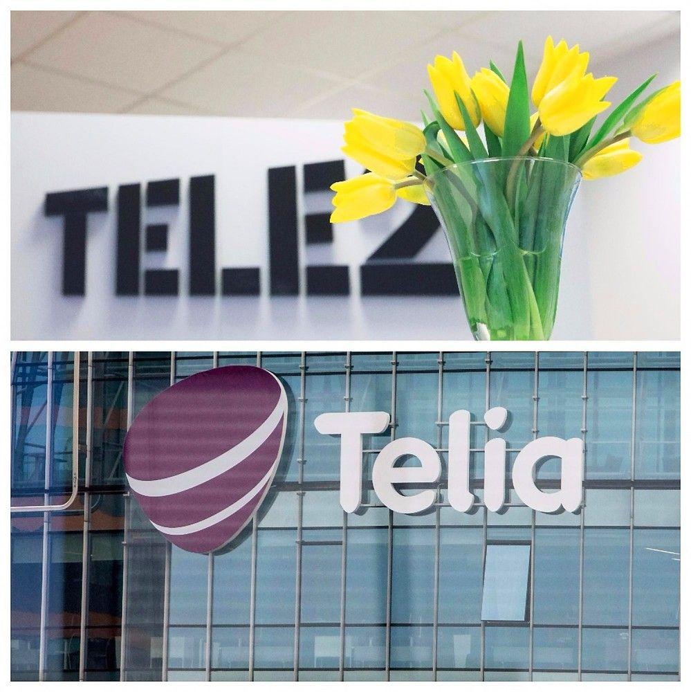 """Europos Komisija įtaria neteisėtus """"Tele2"""" ir """"Telia"""" susitarimus Švedijoje"""