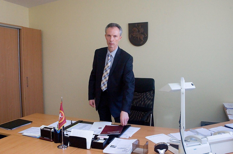 Siūloma, kad FNTT vadovą skirtų Vyriausybė, o ne VRM