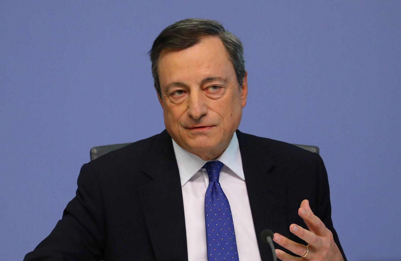 Draghi nuotaika geresnė, betskatinimo darneatitrauks