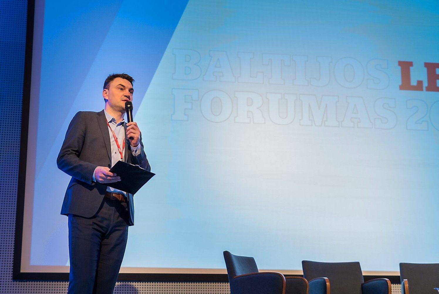 """""""Baltijos """"Lean"""" forumas 2017"""": ką daryti, kad sistema veiktų"""