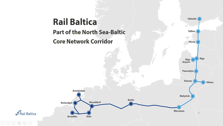"""""""Rail Balticai"""" ieškos geriausios vertės užsakymų"""