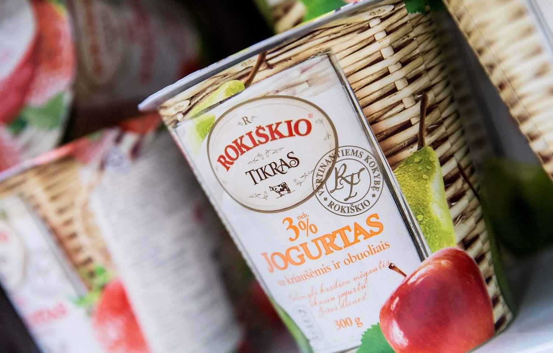 """""""Rokiškio sūrio"""" akcininkai pritarė siūlytiems dividendams"""