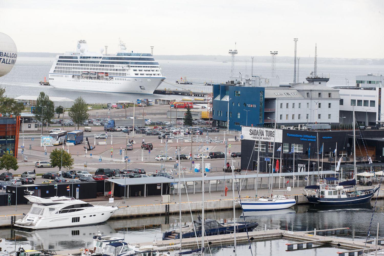 Galimas IPO Estijoje: svarstoma į biržą paleisti Talino jūrų uostą