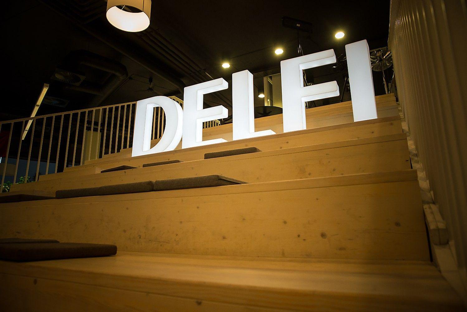 """""""Delfi Lietuva"""" interneto pajamas augino sparčiausiai grupėje"""