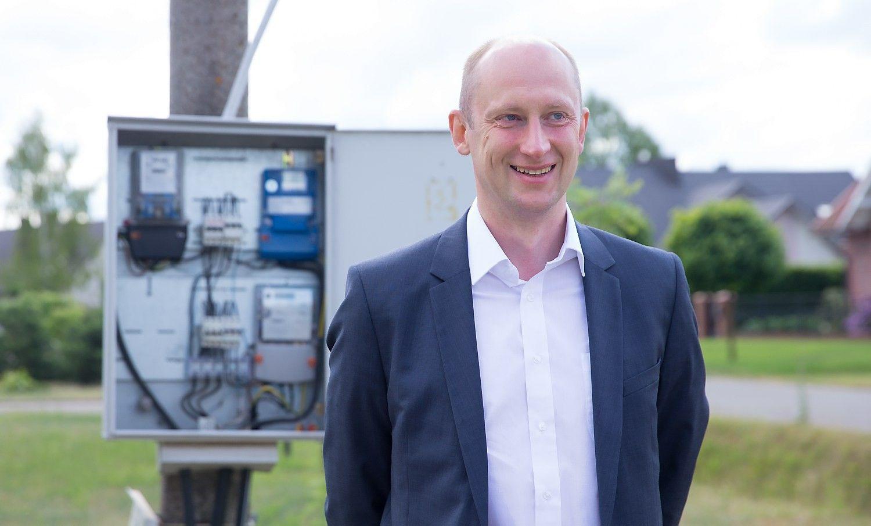 ESO Tinklų eksploatavimo tarnyba turi naują vadovą