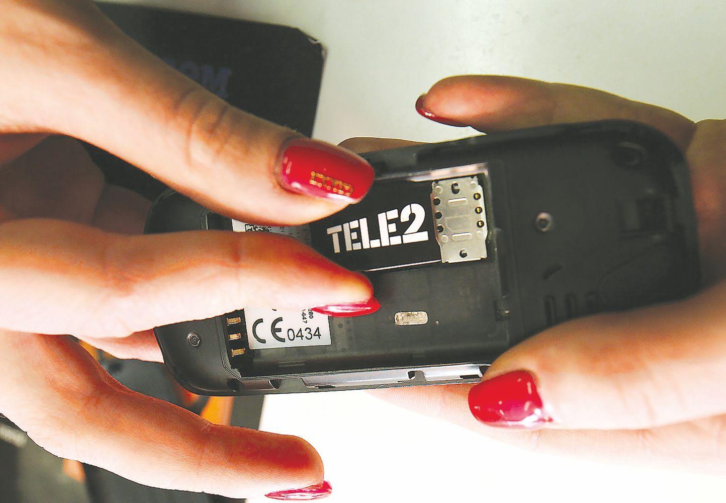 SIM registravimas gali lemti rinkos perdalijimą