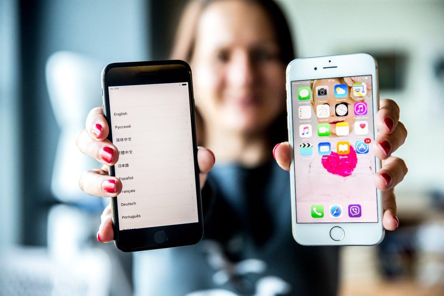 Lietuviai telefonų prekių ženklams nelojalūs