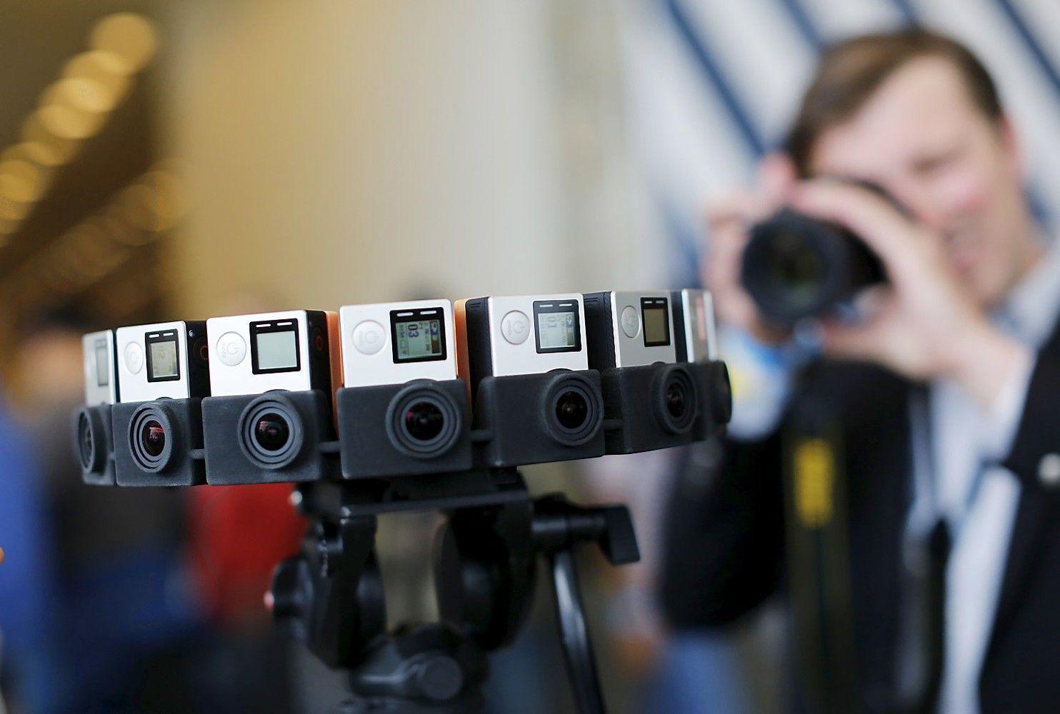 """Augantys """"GoPro"""" nuostoliai sėja nerimą"""
