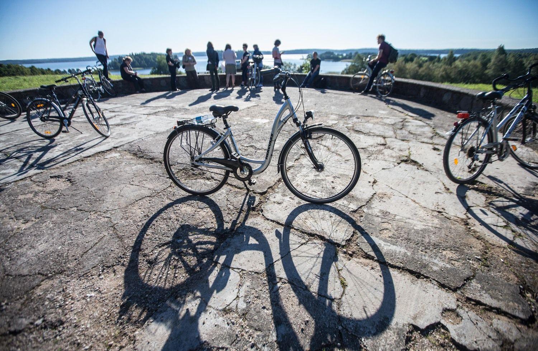 Į gamtą – su dviračiu: patraukliausios vietos pasivažinėti