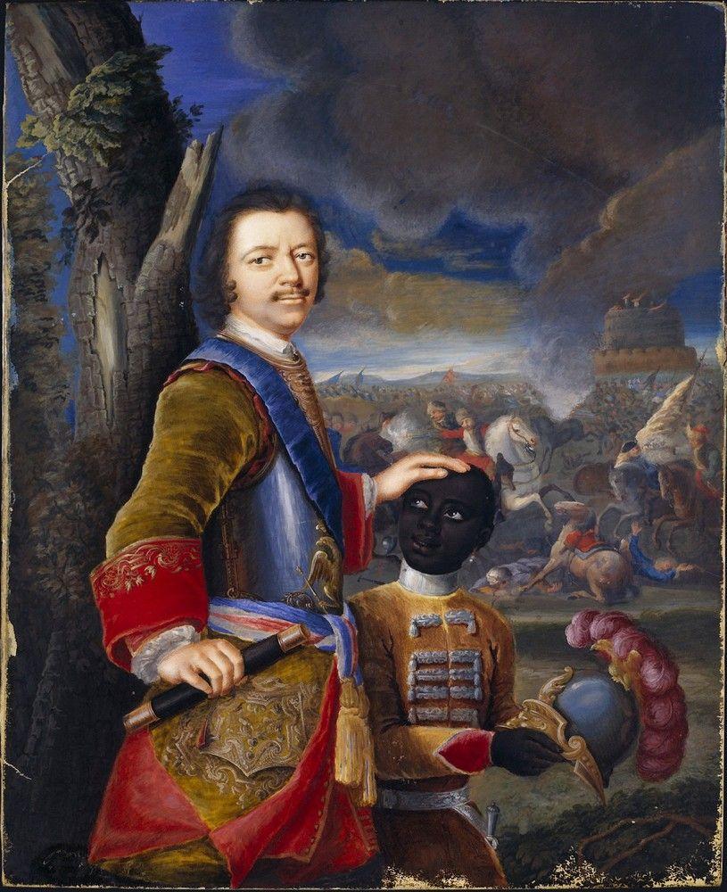 Petro I ekspedicija į Madagaskarą ir Bengaliją