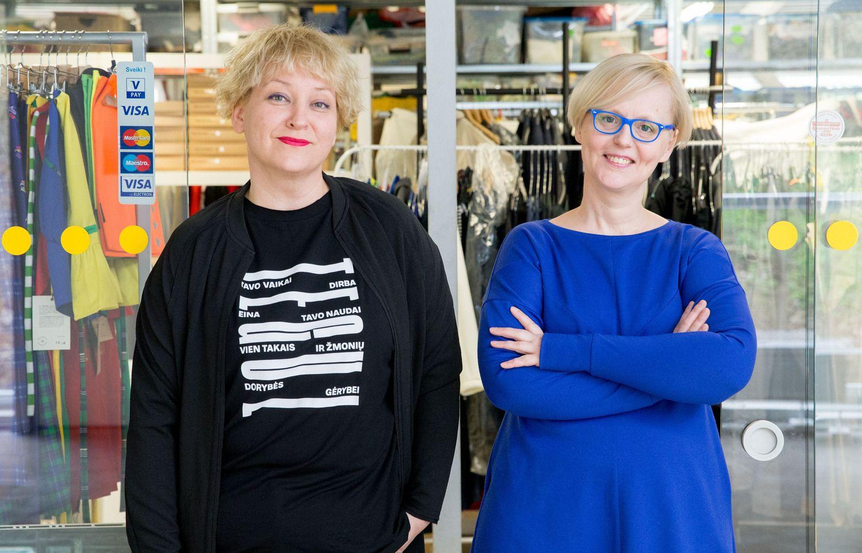 Tarp verslo ir meno: I. Ševiakovaitės ir J. Rimkutės dueto istorija