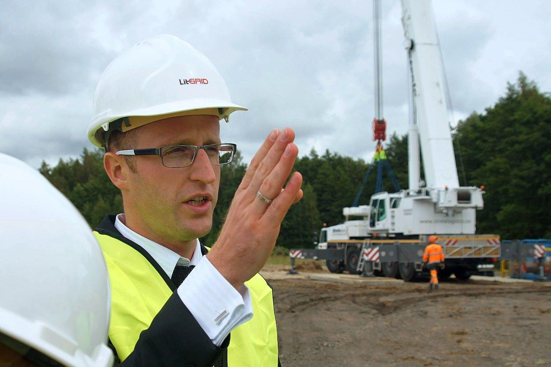 """""""Rail Baltica statyba"""" turi naują vadovą"""
