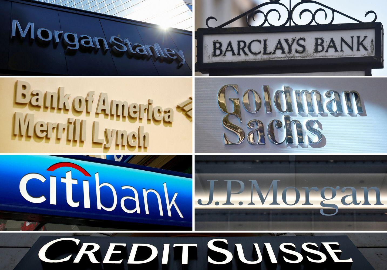 Trumpas gali skaidyti didžiuosius Volstryto bankus