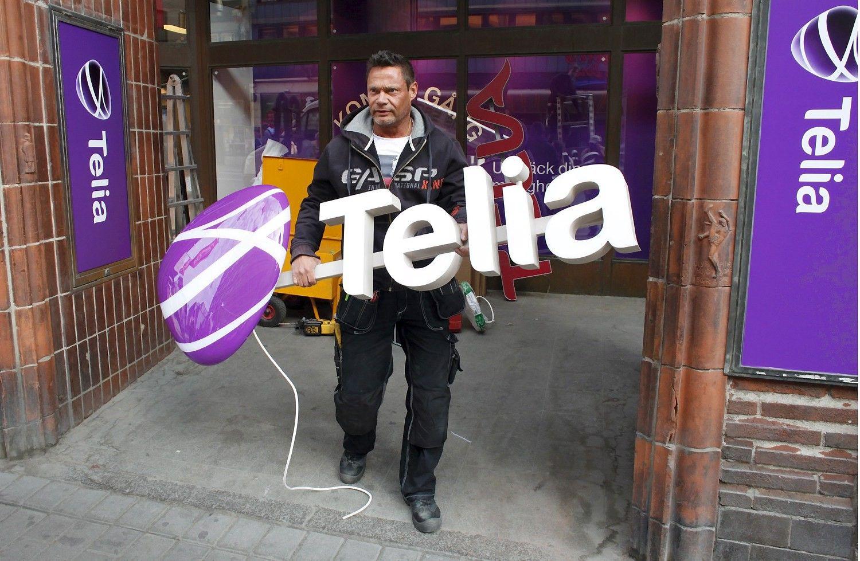"""""""Telia"""" parduoda 0,5 mlrd. Eur vertės """"Turkcell"""" akcijų"""
